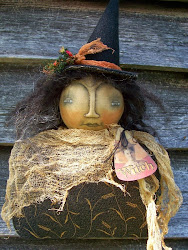Witch cupboard doll~