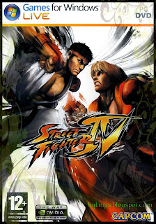 Streetfighter 4 PC Game Full