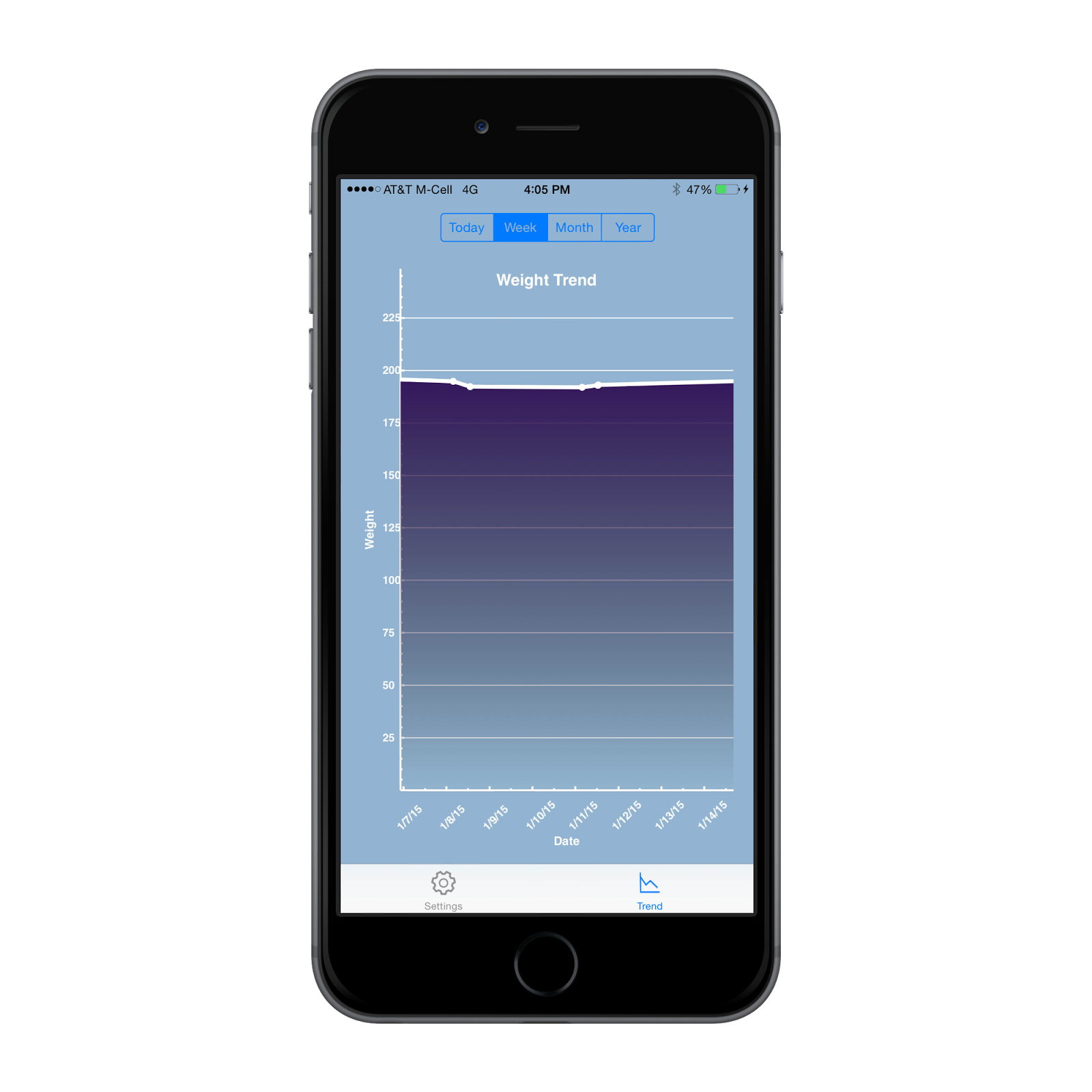 app users do a one time registration to give the bidmc app permission to read values from healthkit they also login to our personal health record