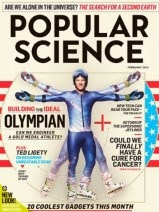 Sign up for a free Popular Science magazine subscription.