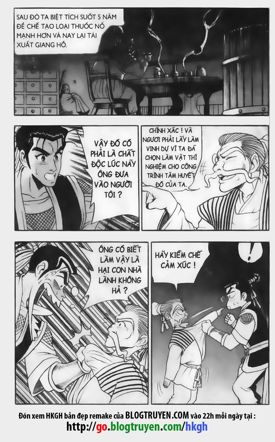 Hiệp Khách Giang Hồ chap 42 page 12 - IZTruyenTranh.com