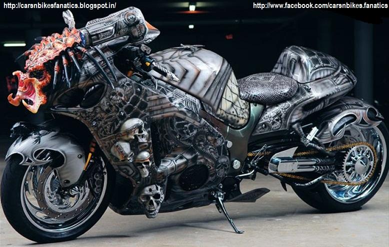 Motorcycles images SUZUKI HAYABUSA - &quot-The Predator Bike&quot- HD ...