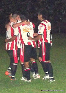 PARTIDAZO!! SALTO 3-3 TACUAREMB&Oacute;