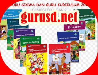 Buku Guru Dan Siswa Kelas 3 Dan 6 Kurikulum 2013 Edisi Revisi