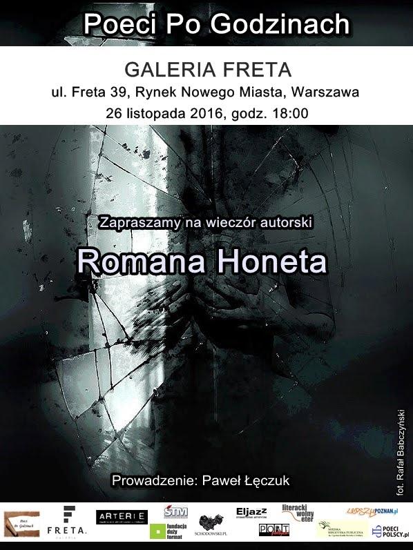 Roman Honet Po Godzinach
