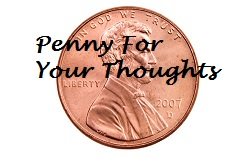 Penny for your thoughts!