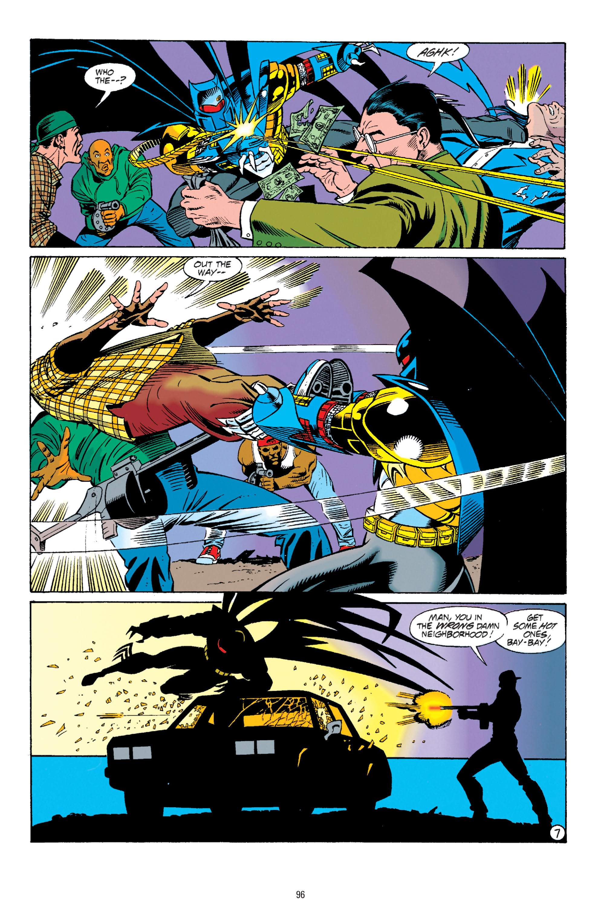 Detective Comics (1937) Issue #676 Page 8