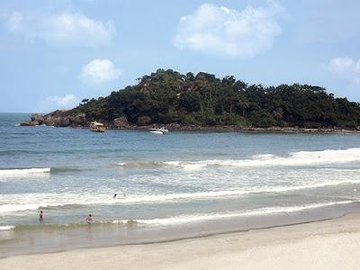 Fotos  e imagens da Praia Branca