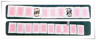 trik sulap kartu menebak dalam amplop
