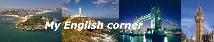 my English corner