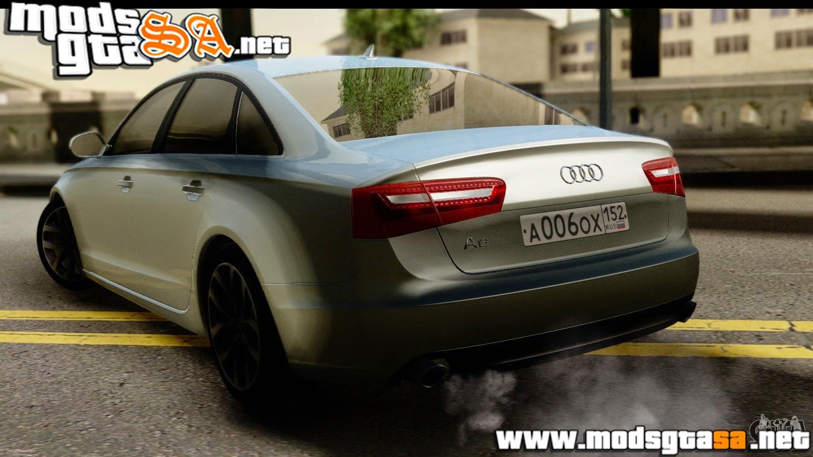 SA - Audi A6