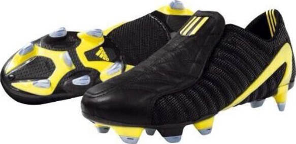 adidas f50 black yellow