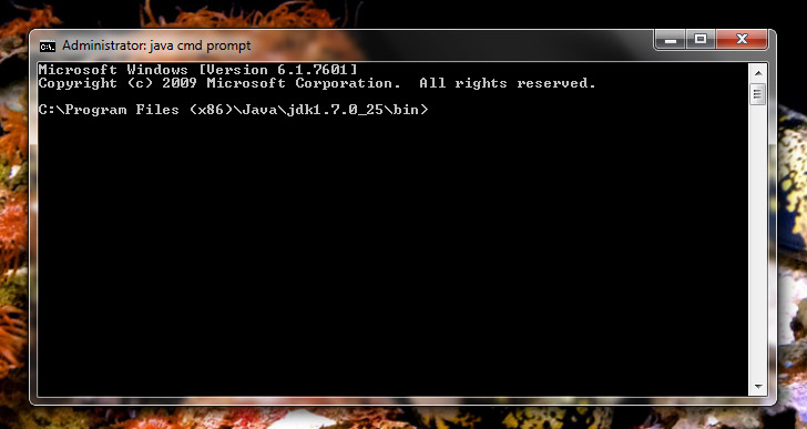 First Tutorial How To Use Command Prompt To Run A Simple Java Program