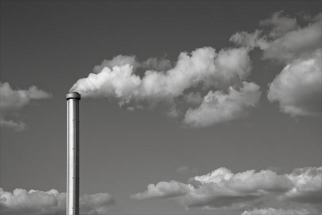 Fumée de nuage