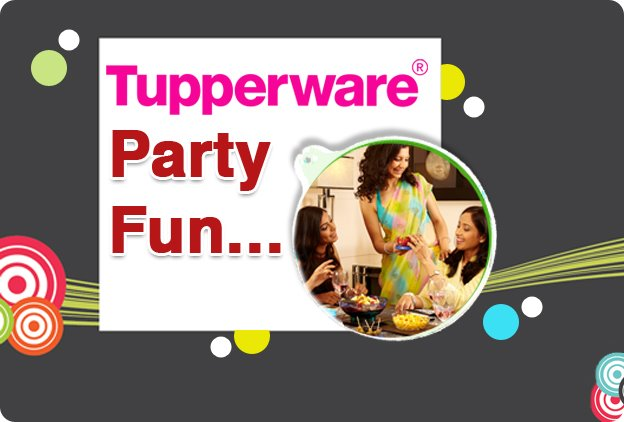 tupperware party rotterdam