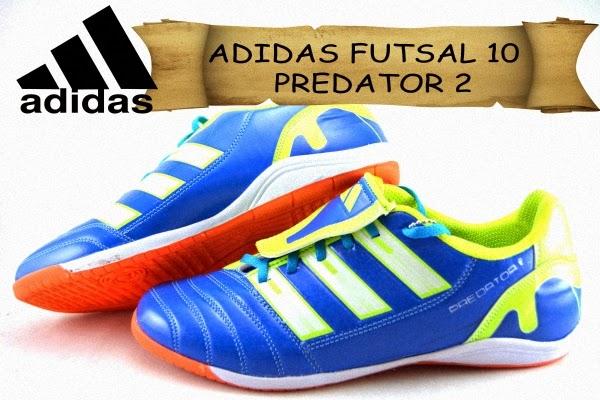 Sepatu Futsal  Sepatu Futsal Adidas Predator 10