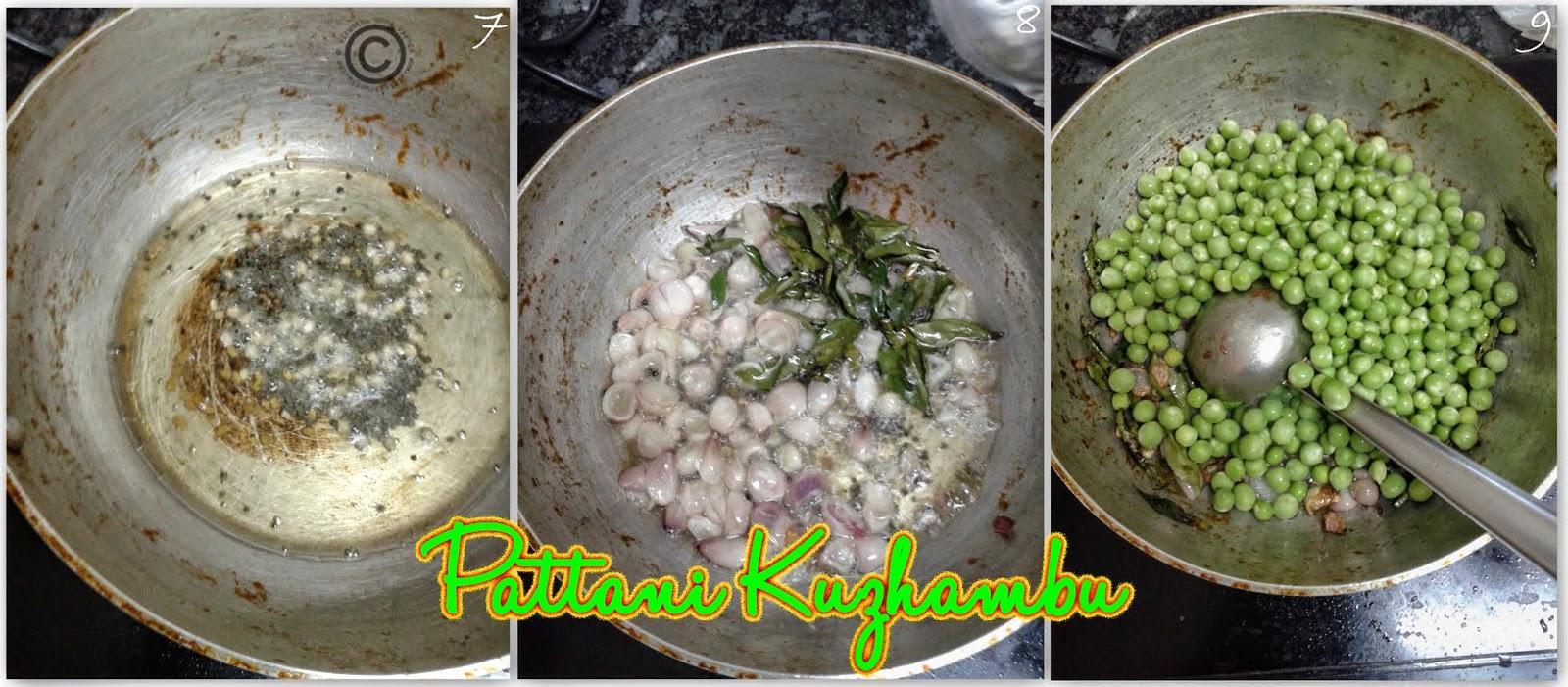 south-indian-green-peas-gravy