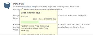 Cara Transfer Dollar Dari Paypal Tanpa Verifikasi cover