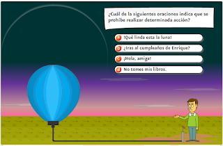 http://www.primerodecarlos.com/TERCERO_PRIMARIA/mayo/Unidad12/lengua/actividades/oraciones_exhortativas.swf