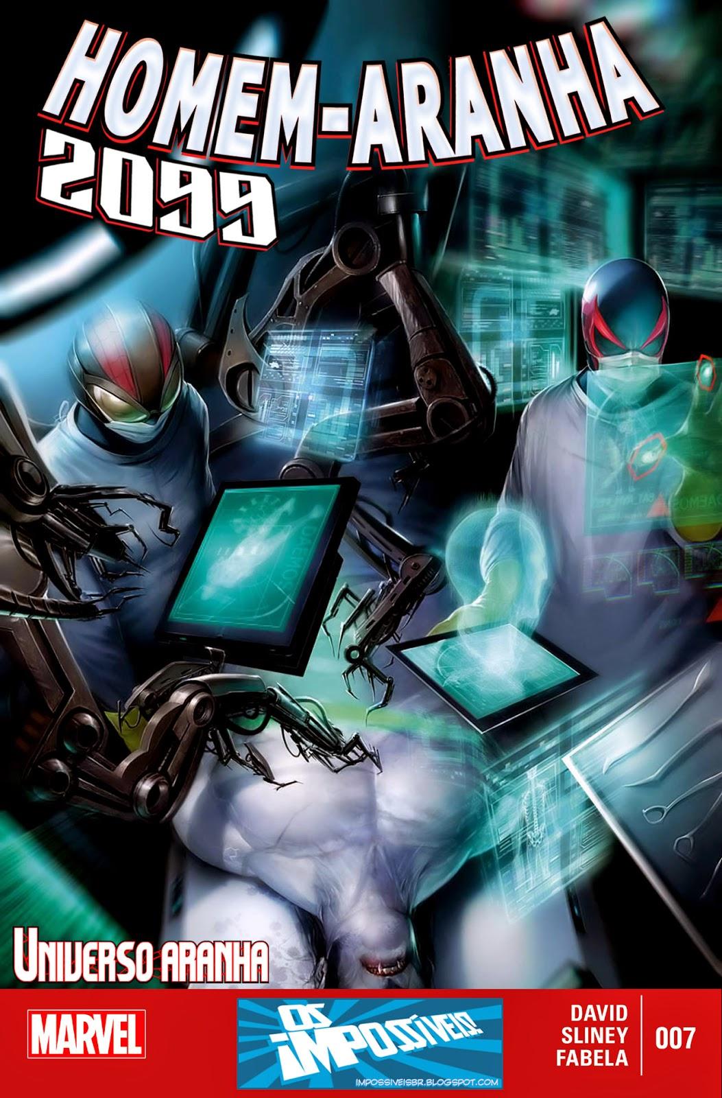 Homem-Aranha 2099 #7