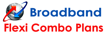 BSNL Broadband Internet Flexi Combo Plans