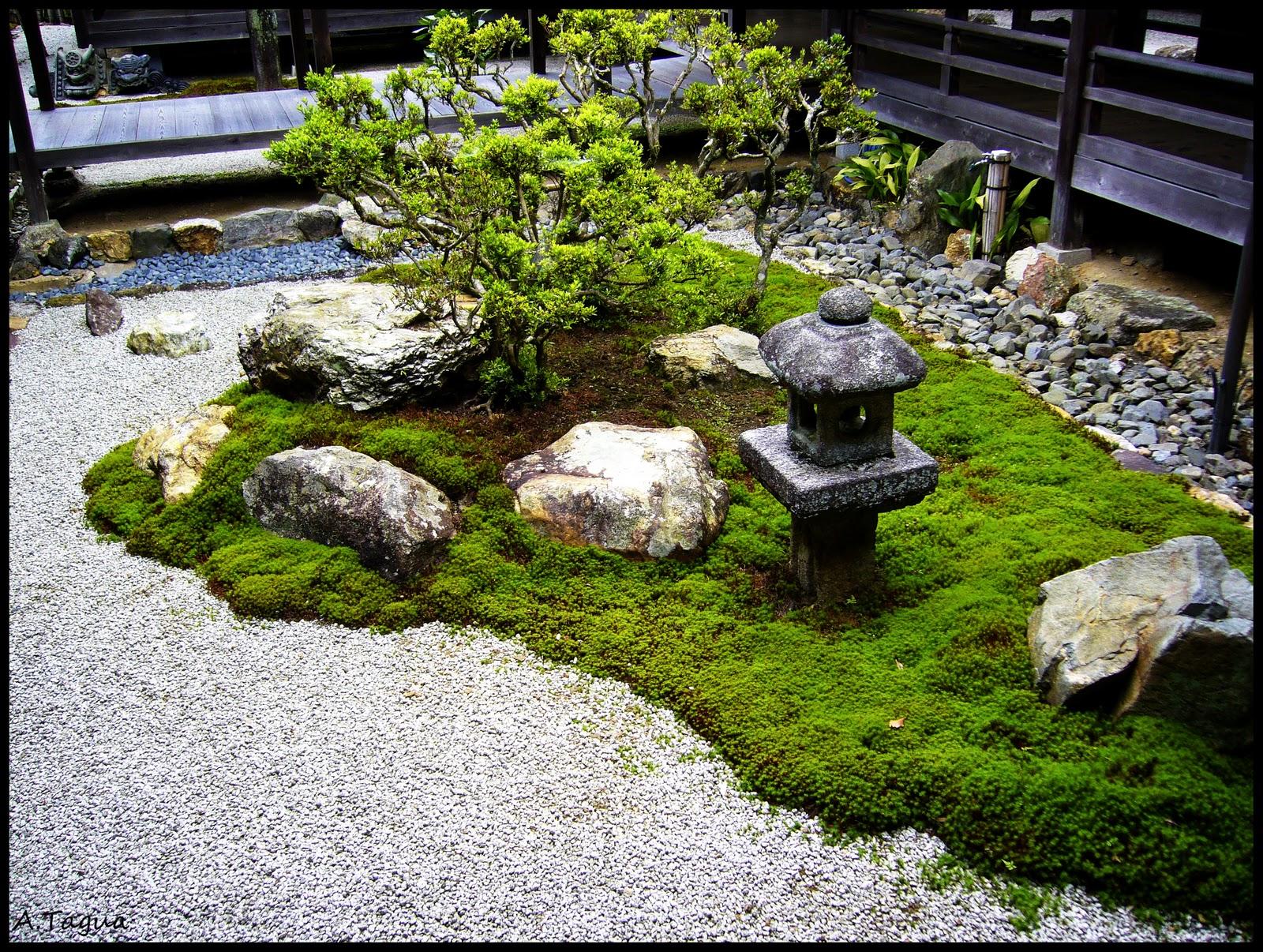 Otros detalles de este jard n - Hacer un jardin zen ...