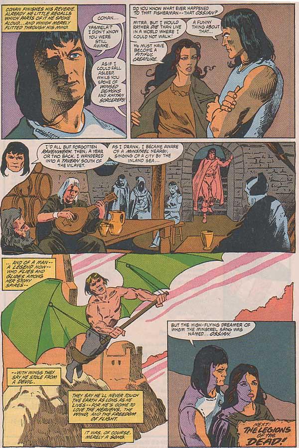 Conan the Barbarian (1970) Issue #251 #263 - English 24