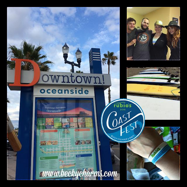 Rubio's Coast Fest 2015 Correspondent Recap by BeckyCharms