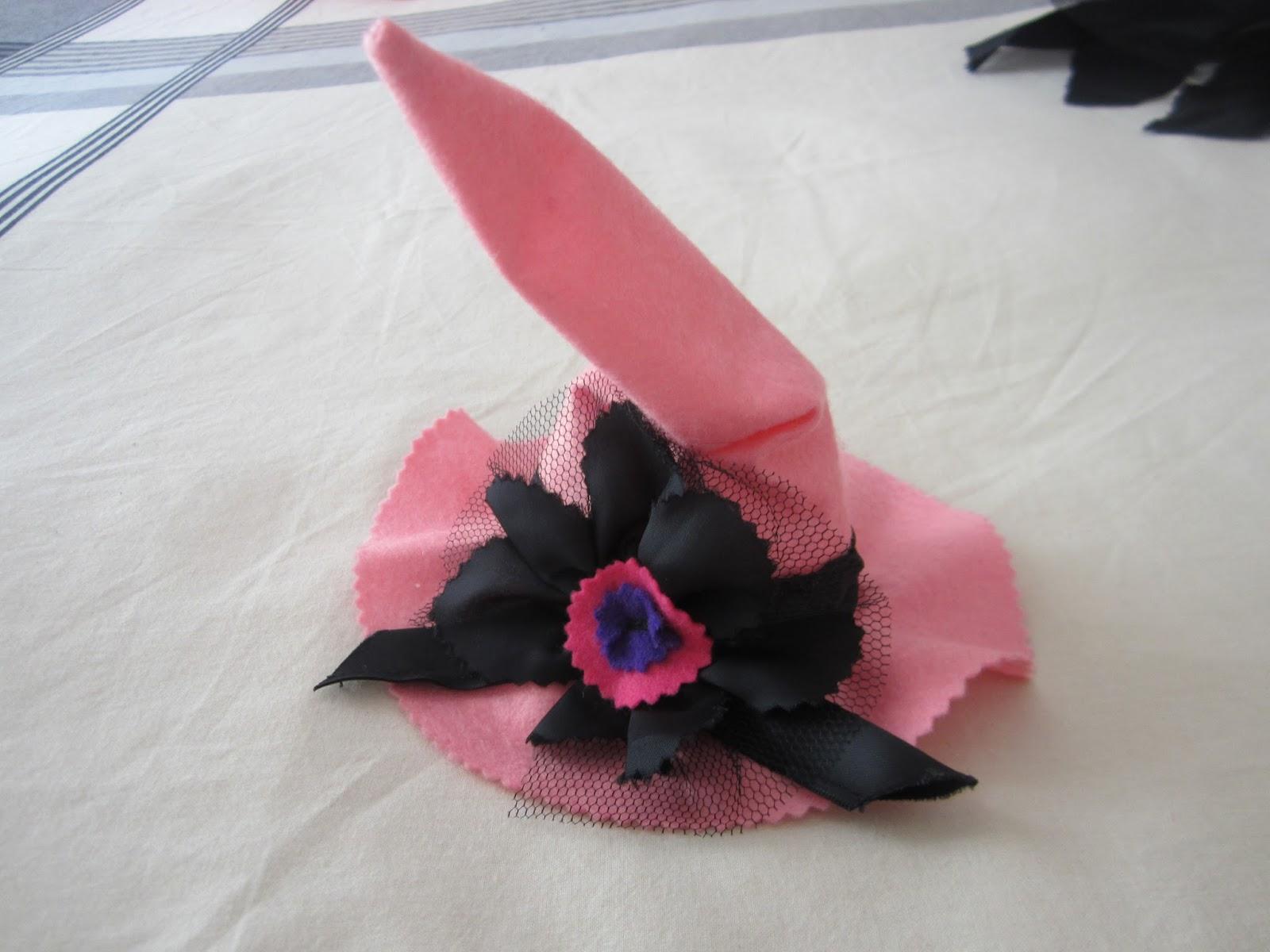 mis nancys, mis peques y yo, disfraz brujilla nancy sombrero