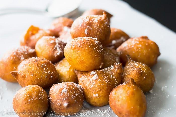 Ricotta Fritters - Soft Bites of Heaven |Kitchen Highlights