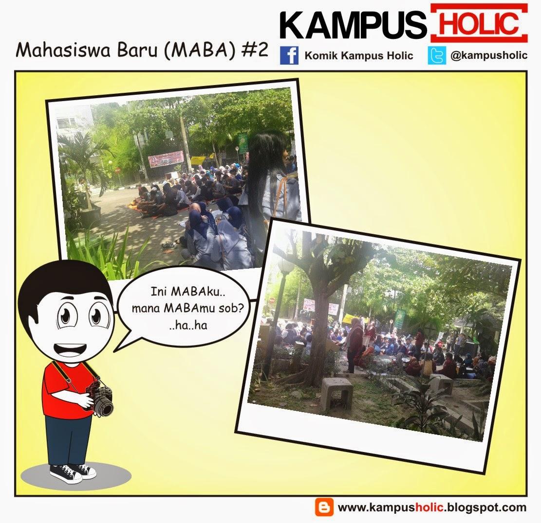 #605 Mahasiswa Baru (MABA) #2