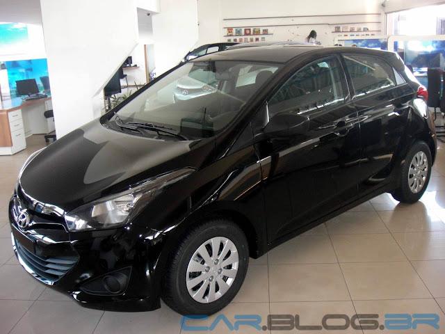 Hyundai HB20 Preto Onix