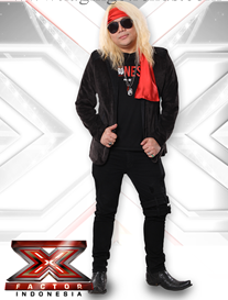 Sulle X factor indonesia