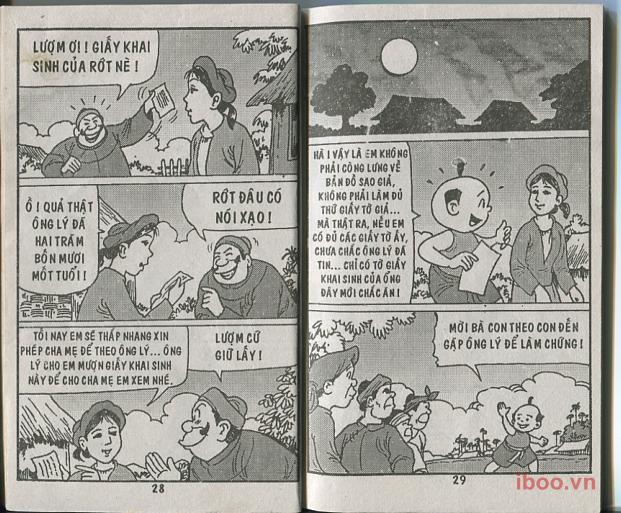 Truyện tranh Trạng Quỷnh Tập 200 trang 14