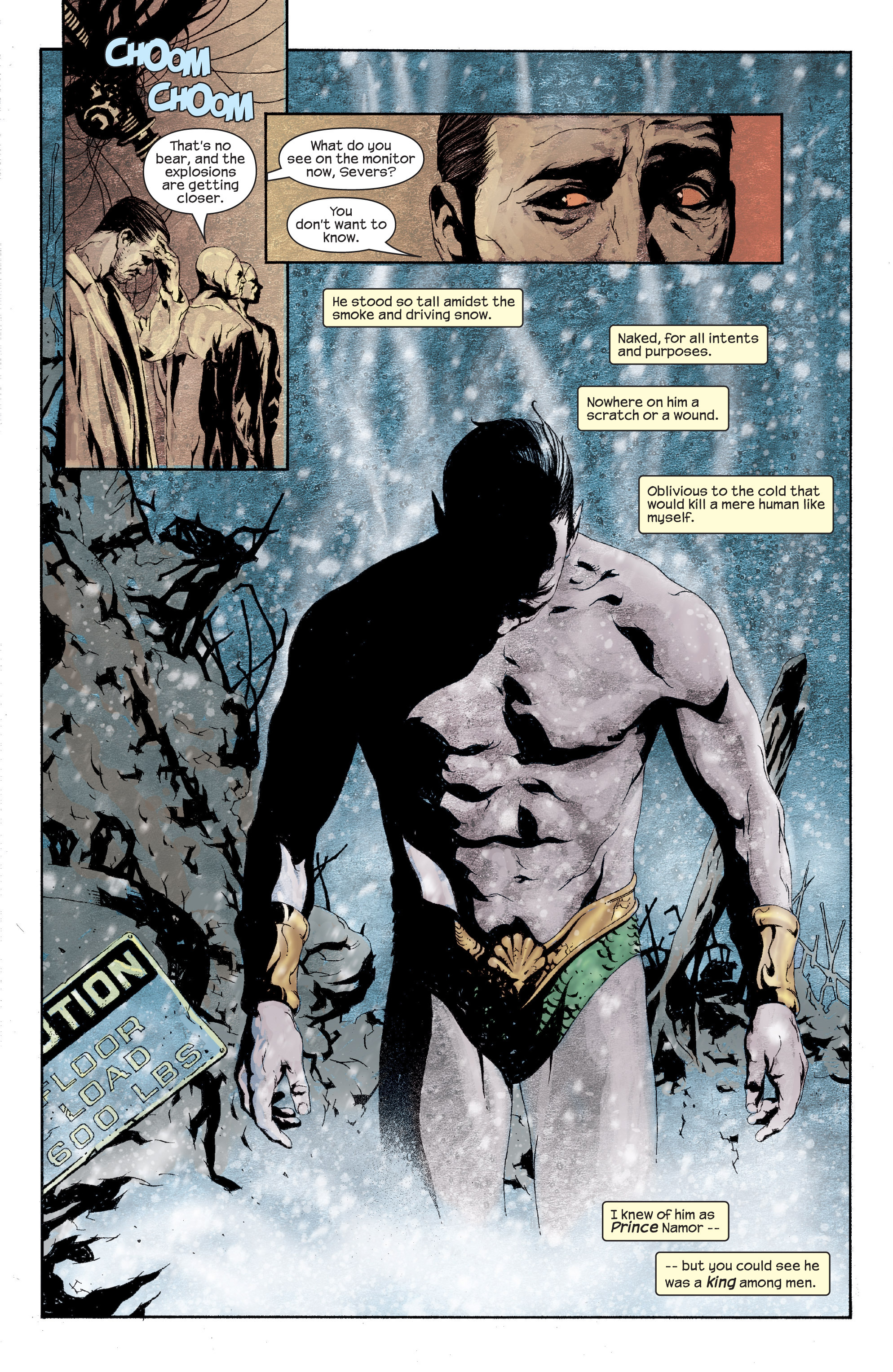 Captain America (2002) Issue #12 #13 - English 10