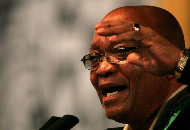 Zuma diz que muitas pessoas poderiam ter sido salvas na Líbia com mediação da UA