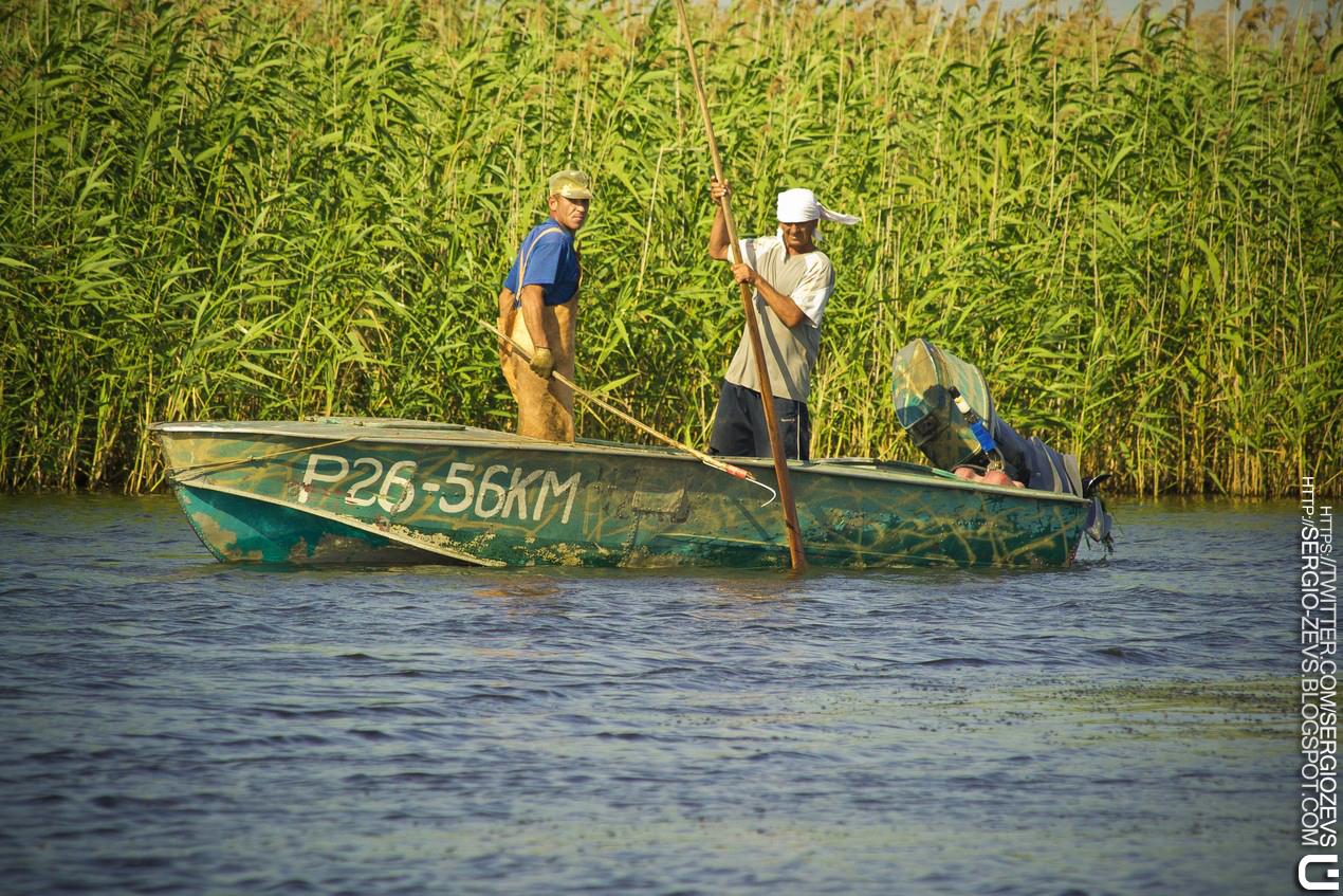 восточный лиман рыбалка