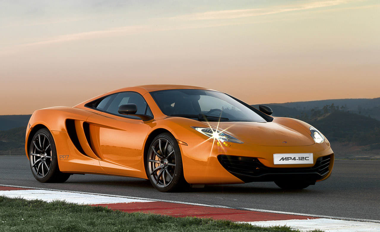 Mclaren Mp4 12c Car Barn Sport