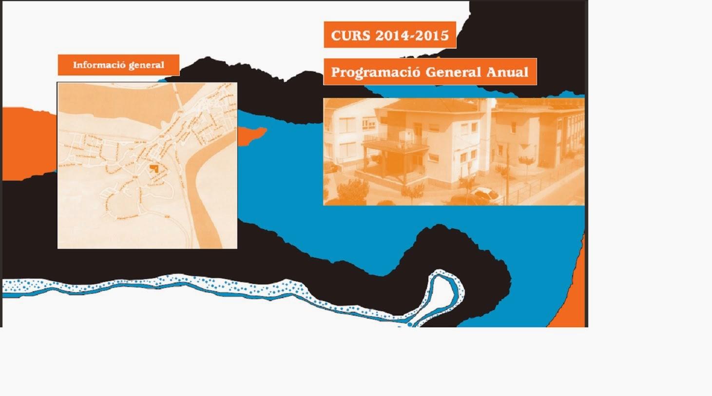 PROGRAMACIÓ ANUAL 2016 - 2017
