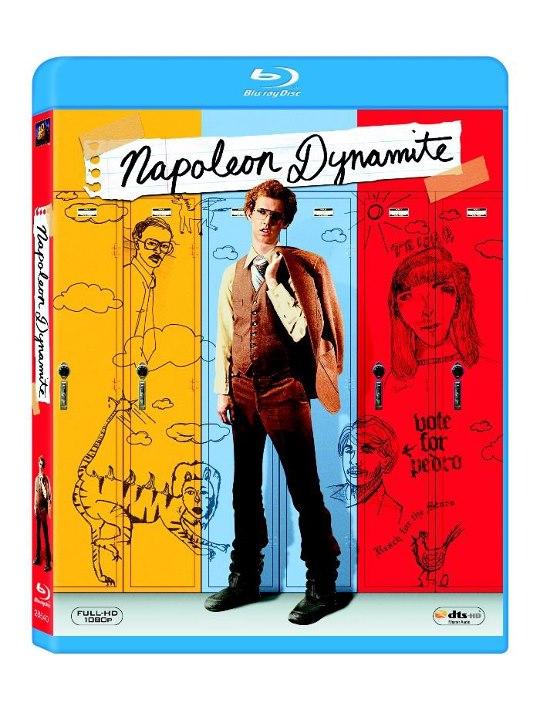 napoleon dynamite critique Le film napoleon dynamite de jared hess avec jon heder, efren ramirez, jon  gries bande annonce, séances, date de sortie et critique du film napoleon.