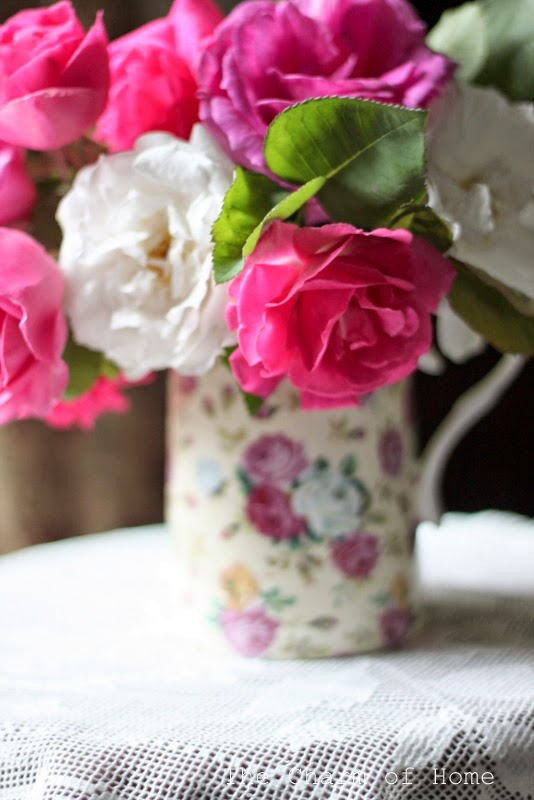 Roses: The Charm of Home
