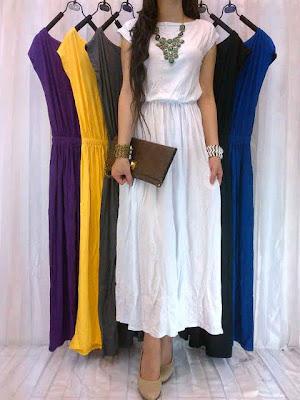 Maxi Dress Polos