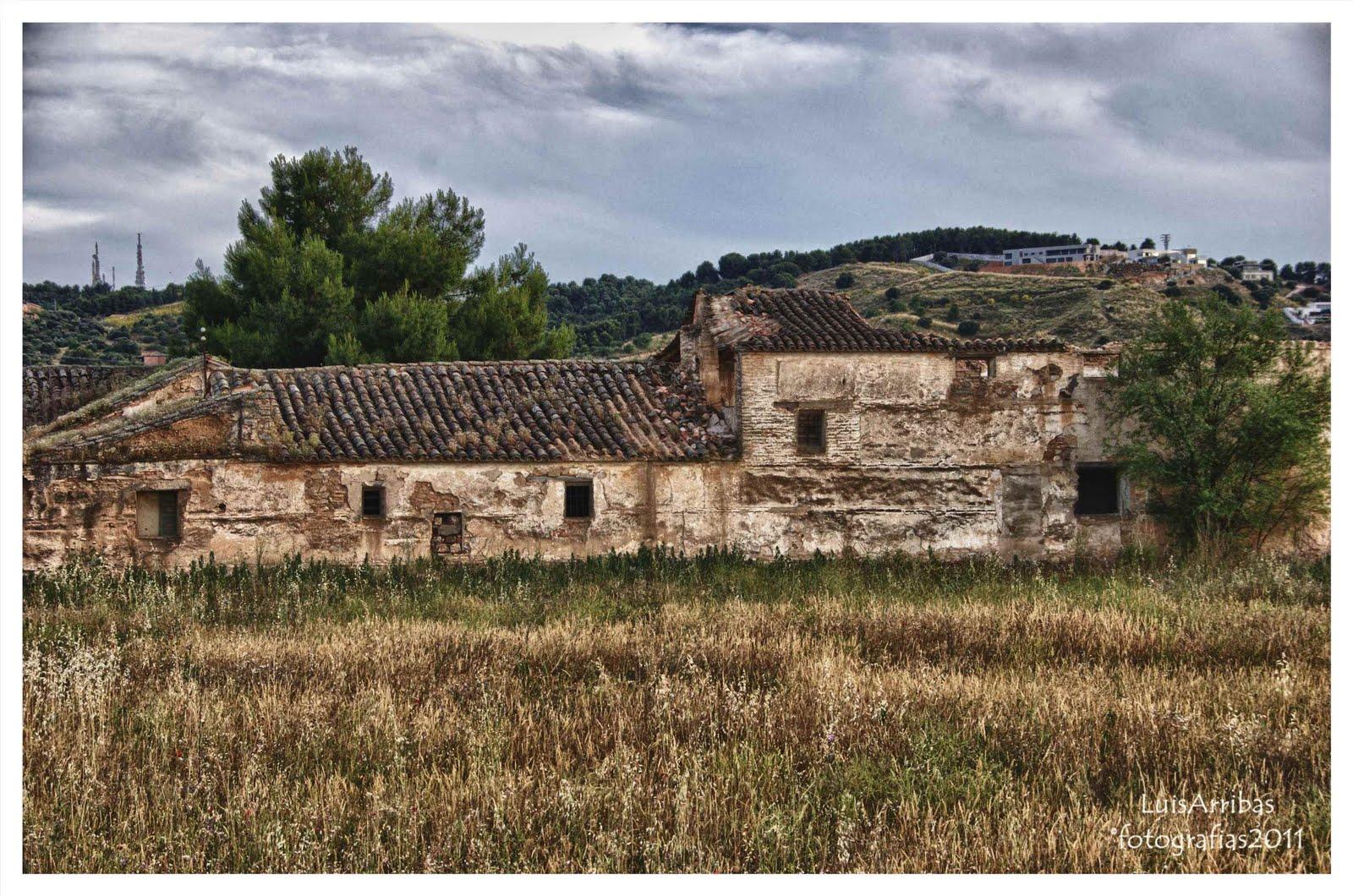 Abandono y en ruinas casa de labranza la peraleda - Casa de labranza ...
