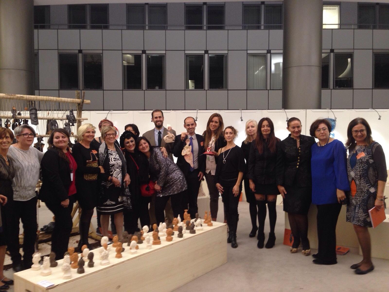 Vico equense on line bruxelles inaugurata mostra for Immagini del parlamento