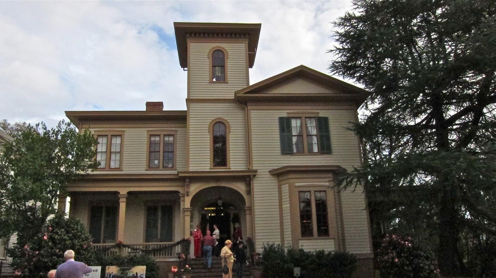Sweet Southern Days Christmas Tour Of Homes In Macon