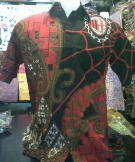 Batik bola AC MILAN Spider