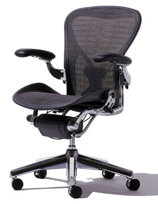 Purchased a Herman Miller Aeron Chair