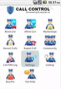 Cara Blokir SMS dan Telpon di Android