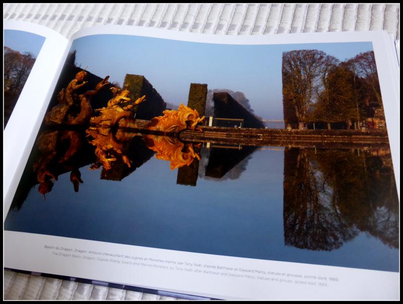 Les jardins de Versailles Hervé Ternisien