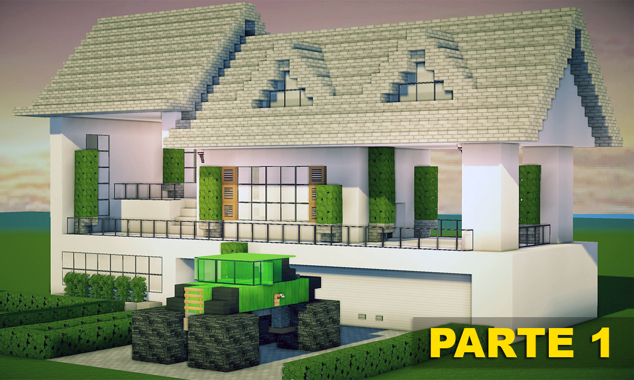 Todos os downloads do canal manyacraft aqui todas as for Casas modernas minecraft keralis